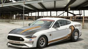 El precio del Ford Mustang Cobra Jet es de US$ 130 mil y solo estará disponible en los colores Race Red y Oxford White. (Fotos: Ford).