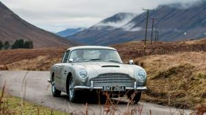ASTON MARTIN DB5 REPLICA