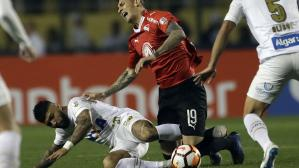 Independiente vs. Santos EN VIVO ONLINE por FOX Sports: empatan 0-0