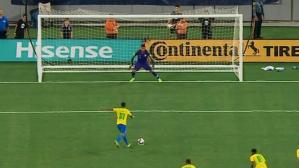 Brasil vs. Estados Unidos: Neymar anotó 2-0 de penal | VIDEO
