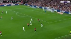Real Madrid vs. Athletic Club Bilbao EN VIVO: el gol de Muñaín para el 1-0 | VIDEO