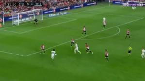 Real Madrid vs. Athletic Bilbao EN VIVO: el fantástico pase de Marcelo | VIDEO