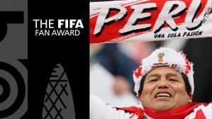 FIFA The Best: fanaticada peruana ganó el premio a la mejor afición | VIDEO. (YouTube/Foto: FIFA)