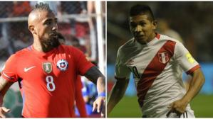 Perú vs. Chile se disputarán el amistoso en Miami (Foto: AFP - USI).