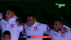 Perú vs. Chile EN VIVO: así retumbó el Hard Rock Stadium con el himno peruano. (Video: Movistar Deportes)