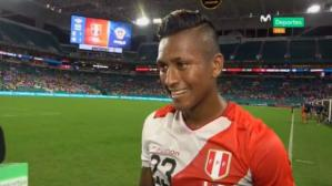 Perú vs. Chile: Pedro Aquino comentó sobre la lucha por el titularato con Renato Tapia | VIDEO (Foto: Captura de video)