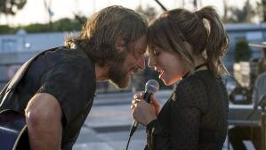 "Bradley Cooper y Lady Gaga en ""A Star is Born"". (Foto: Difusión)"