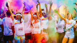 The Color Run Entel