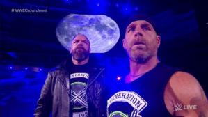 DX enfrentará a 'The Brothers of Destruction' en Crown Jewel | Foto: WWE