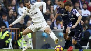 Real Madrid vs. Real Valladolid
