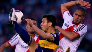 Boca Juniors vs. River Plate en vivo