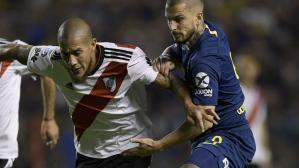 Boca Juniors vs. River Plate