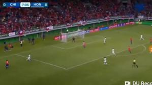 Chile vs. Honduras EN VIVO: el gol de Arturo Vidal para el 1-0 | VIDEO