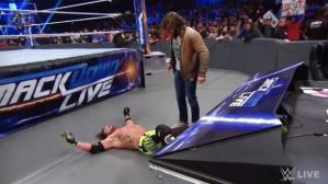 WWE SmackDown Live: revive todas las peleas del evento en el que Bryan destrozó a AJ Styles | VIDEO. (Foto: WWE)