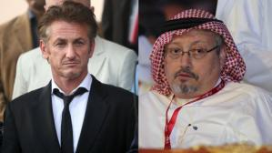 El actor Sean Penn filma en Estambul un documental sobre Khashoggi