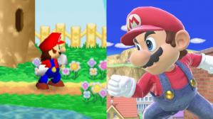 Super Smash Bros. Ultimate - comparativa