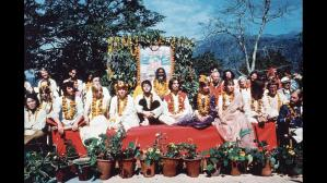 The Beatles y la India