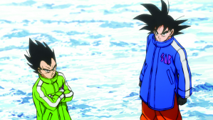 Dragon Ball Super: Broly - Fotos nuevas