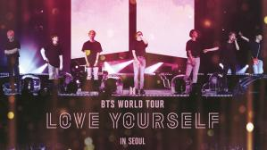 """""""BTS World Tour: Love Yourself in Seoul"""""""