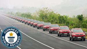 Guinness World Records - Autos autónomos