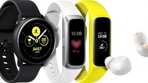 Samsung FIT Watch Buds