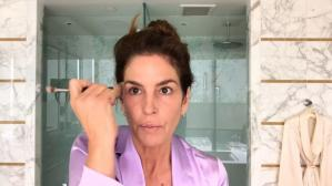 Cindy Crawford maquillaje
