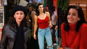 Monica Geller looks