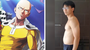 One Punch Man Challenge