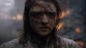 Game of Thrones 8x05 | Arya Stark