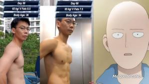 One Punch Man en la vida real