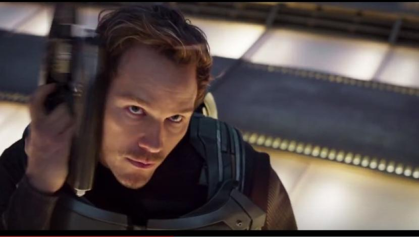 """Guardians of the Galaxy"" 2: el primer teaser tráiler [VIDEO]"
