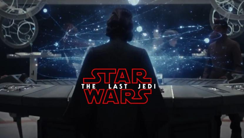 """The Last Jedi"": el casi imperceptible detalle de Leia - 1"