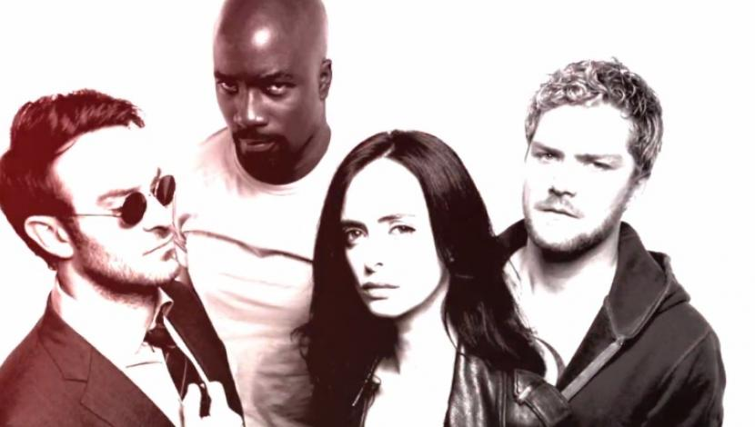 EXCLUSIVA: Póster de Marvel's The Defenders