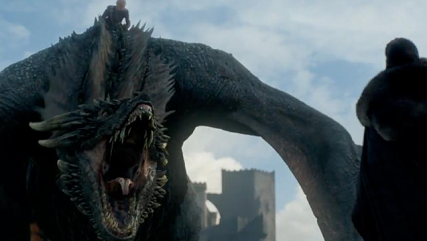 Game of Thrones: cinco grandes momentos de Drogon