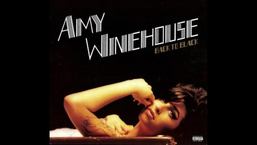 Back to Black,  de Amy Winehouse