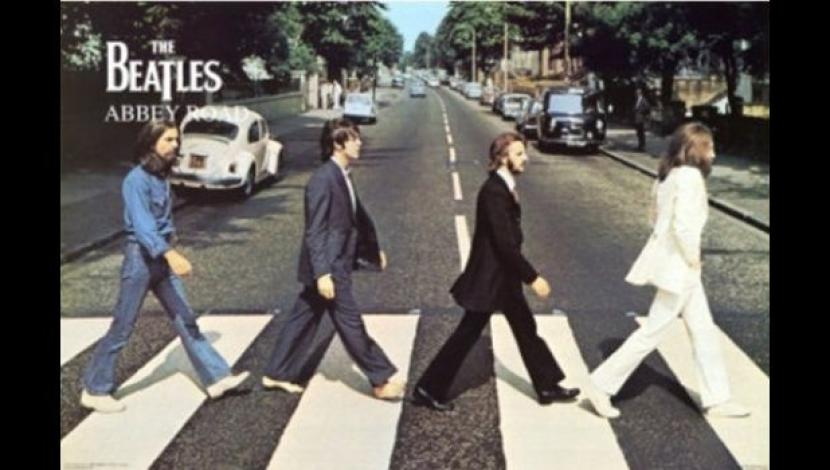 Abbey Road,  de The Beatles