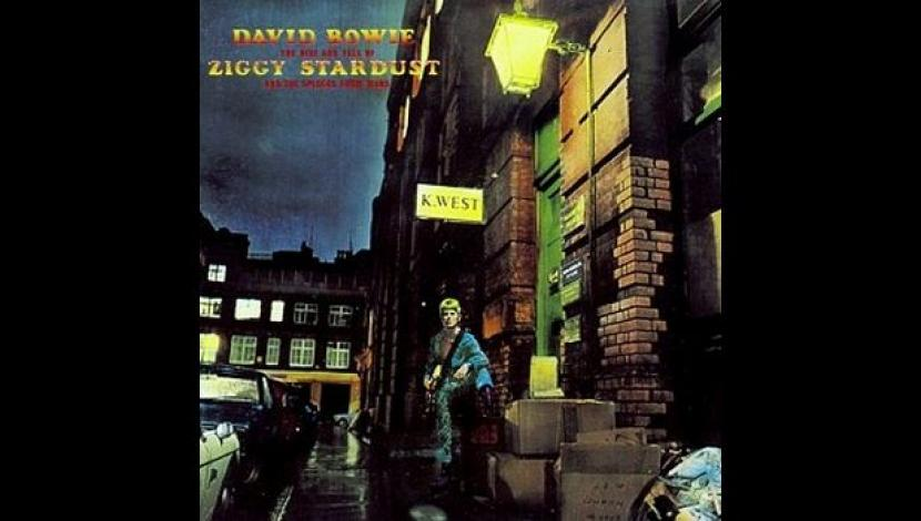 The Rise and Fall of Ziggy Stardust and the Spiders from Mars, de David Bowie
