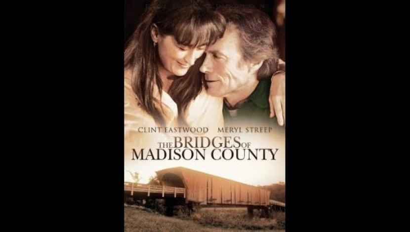 Los puentes de Madison, de Clint Eastwood