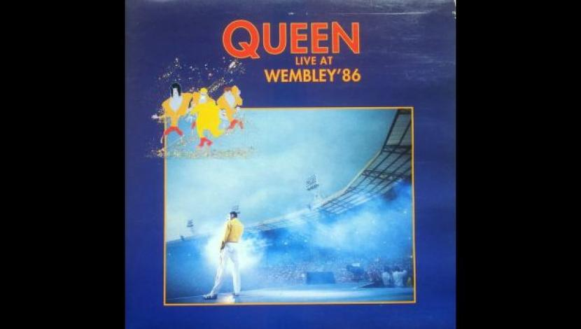 Live at Wembley '86,  Queen