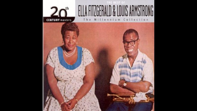 Ella and Louis 1956, Ella Fitzgerald y Louis Armstrong