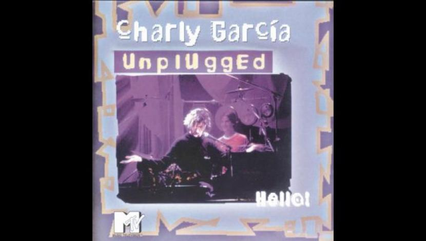 Unplugged,  Charly García