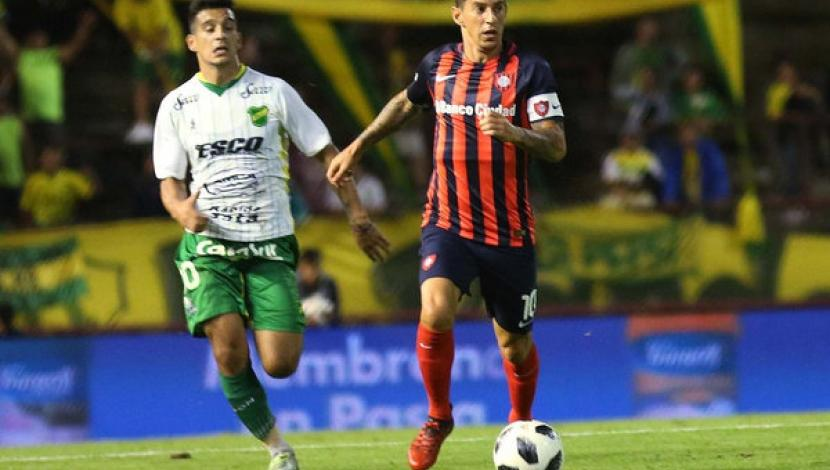 San Lorenzo vs. Defensa y Justicia: goles y jugadas del partido. (Video: YouTube/Foto: AFP)