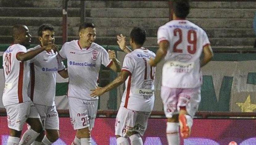 Huracán vs. Banfield: resumen del partido. (Foto/video: Huracán/YouTube)