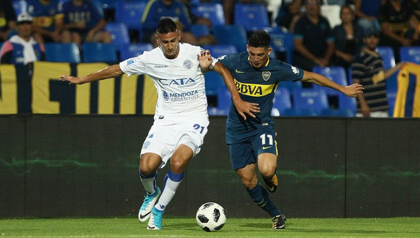 Boca Juniors vs. Godoy Cruz: resumen y goles. (Foto/video: Boca Juniors/YouTube)