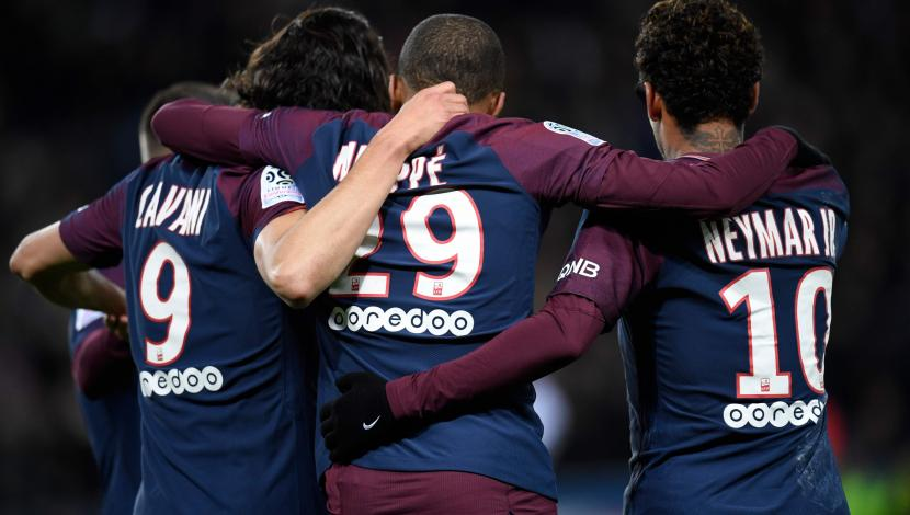 PSG vs. Dijon: resumen y goles por Ligue 1. (Video: YouTube/Foto: AFP)