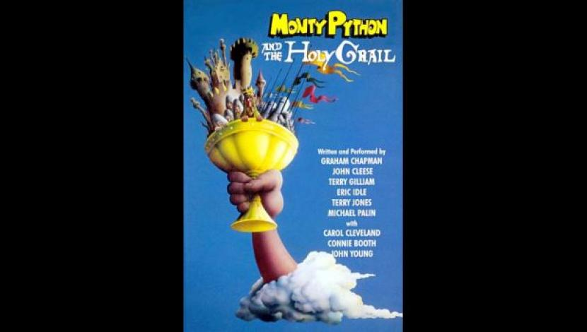 Monty Python and the Holy Grail, de Terry Gilliam trailer