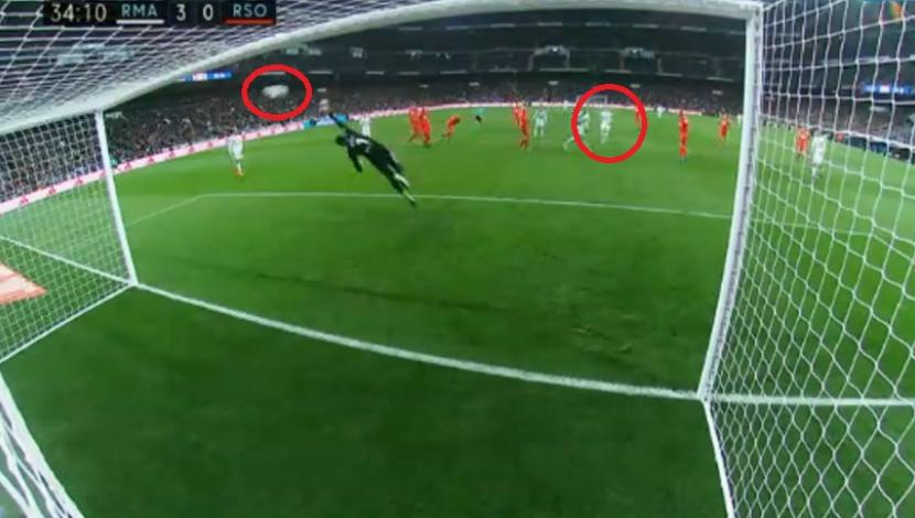 Gol de Toni Kroos. (Video: YouTube)