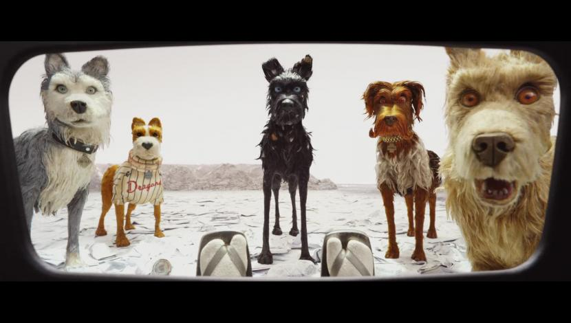 """""""Isle of Dogs"""" de Wes Anderson"""