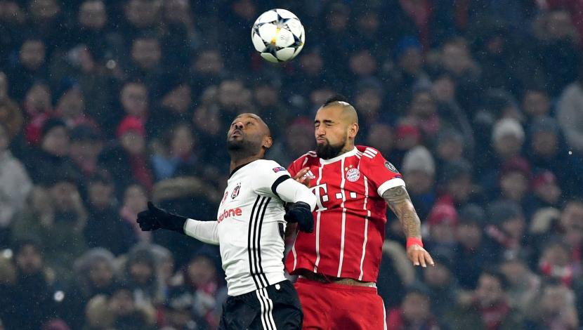 Bayern Múnich vs. Besiktas: por ida de Champions League. (Video: YouTube/Foto: AFP)