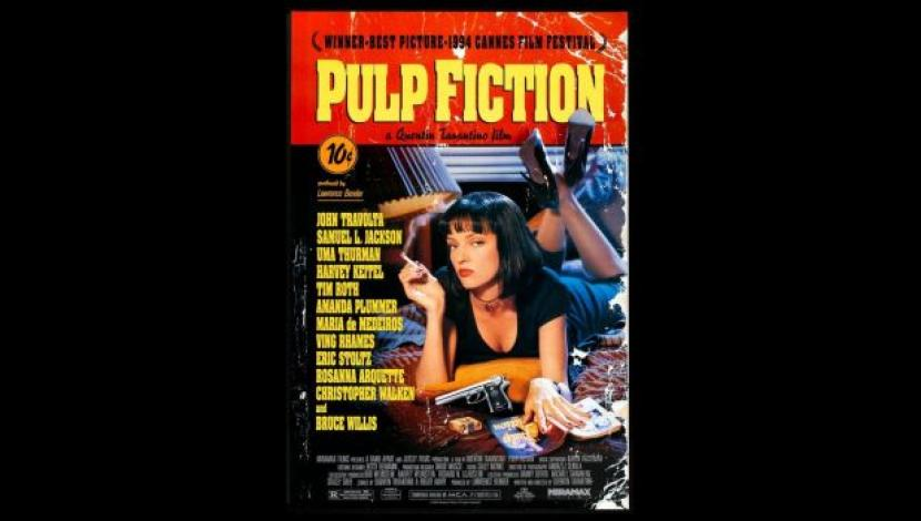 Pulp Fiction, de Quentin Tarantino